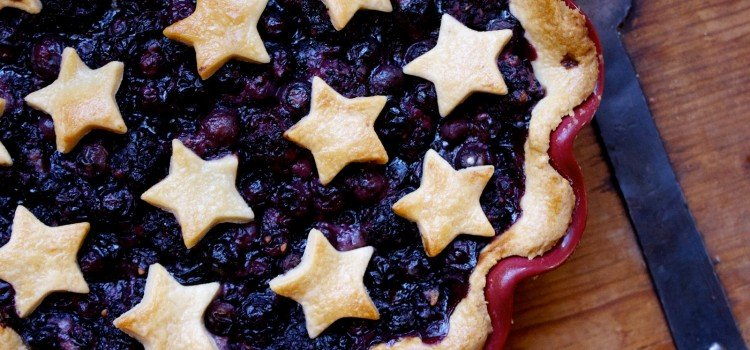 Red, white, and BLUEBERRIES!